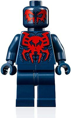 LEGO Super Heroes Spider Man Minifigure Spiderman 2099 From Set 76114