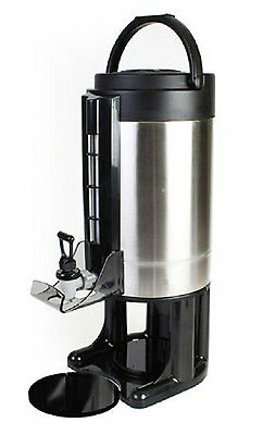 Coffee Server 5.7 Lt1.5 Gallon Gravity Flow Dispenser Bru Thru Tasgd057