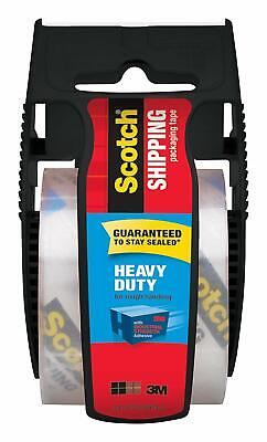 Scotch Heavy Duty Shipping Packaging Tape 1 Core 1.88 X 19.4 Yd 142-700-h