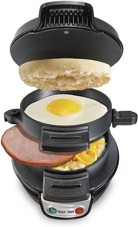 Hamilton Beach - Breakfast Burrito + Pancakes + Omelettes +