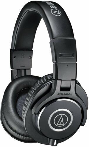 ATH-M40x Professional Wired Studio Monitor Headphones