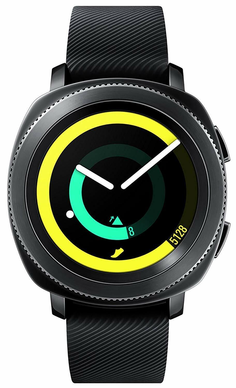 Samsung Gear Sport  Black, International Version, No Warrant