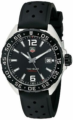 TAG HEUER Formula-1 Men's Watch WAZ1110.FT8023 Plastic Removed