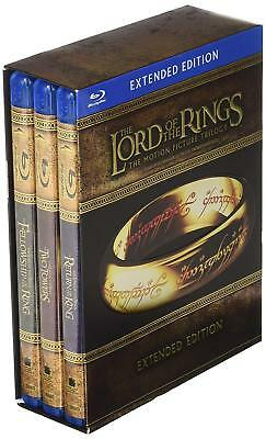 Lord of the Rings: The Motion Picture Trilogy - Extended Edition (The Fellows...