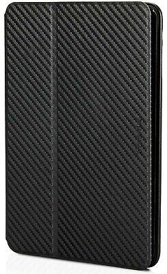 XtremeMac IPDM-MF2-03 Microfolio Étui pour Apple iPad Mini 1/2 - Carbon Noir