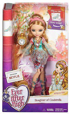 Ever After High ASHLYNN ELLA Royal Doll Daughter of Cinderella
