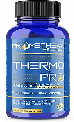 Thermo PRO Best Thermogenic Fat Burners for Men