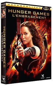 DVD-HUNGER-GAMES-2-L-039-EMBRASEMENT-neuf-sous-blister