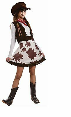 Cowgirl Cutie Western Rodeo Child Costume](Cowgirl Childrens Costume)