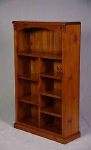Very good quality solid pine bookcase Made in WA ,can deliver Oakford Serpentine Area Preview