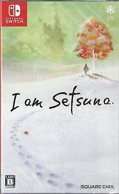 Switch Nintendo I am Setsuna