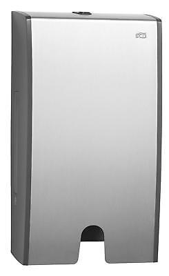Tork Xpress Hand Towel Dispenser 451000 Interfold Brushed Aluminum H2 Easy New