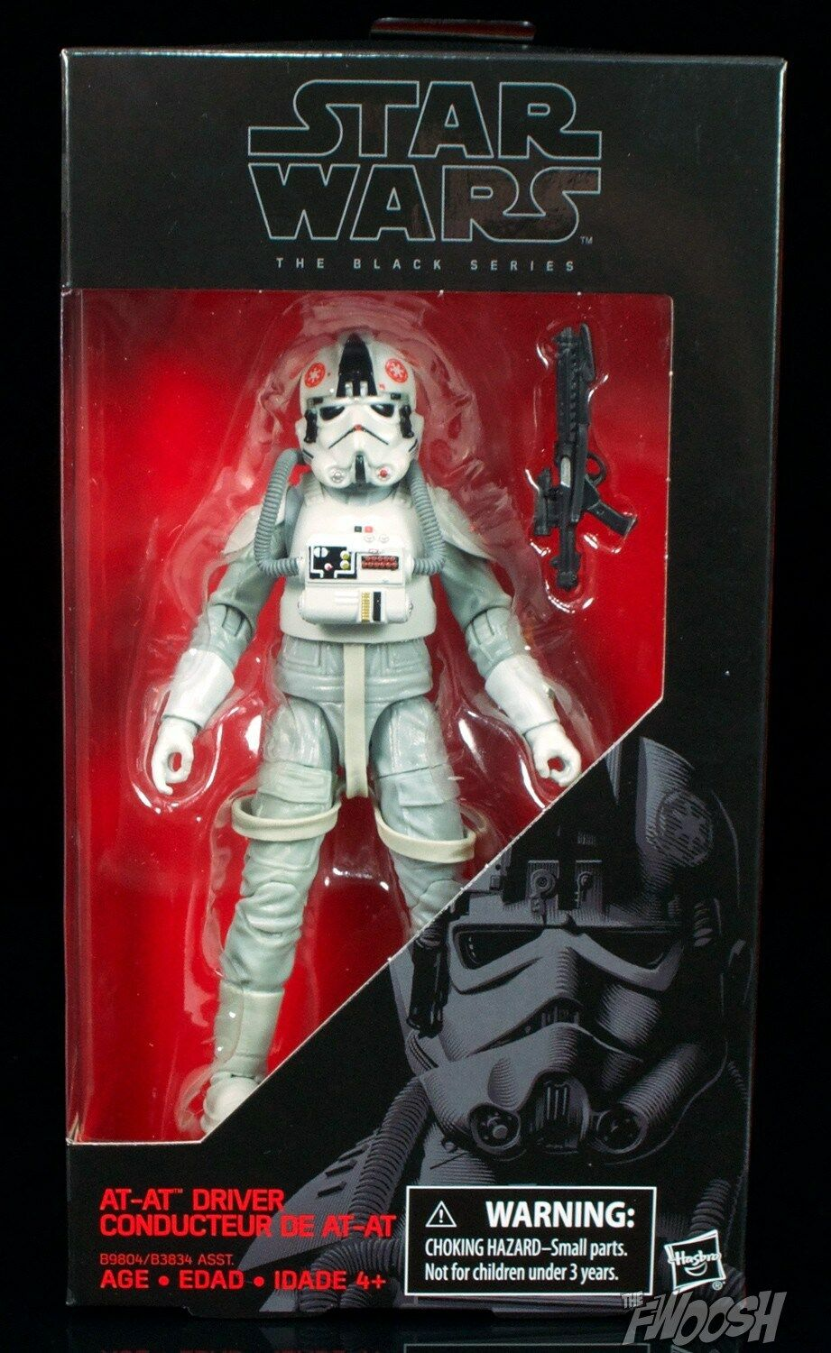 "STAR WARS BLACK SERIES RED LINE #74 6/"" FIGURE DENGAR BRAND NEW IN BOX"