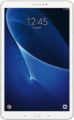 "Samsung 10.1"" Galaxy Tab A T580 16GB Storage Tablet Wi-Fi, White SM-T580NZWAXAR"