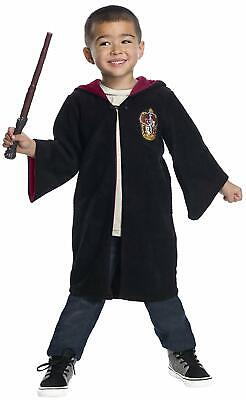 Gryffindor Robe Harry Potter Wizard Fancy Dress Halloween Toddler Child Costume ()
