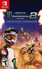 Square Enix Monster Energy Supercross The Official Videogame 2 Nintendo Switch