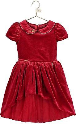 Mädchen Baby Luxus Disney Boutique samt Schnee Weiß Anlass Kleid - Disney Samt Kostüm