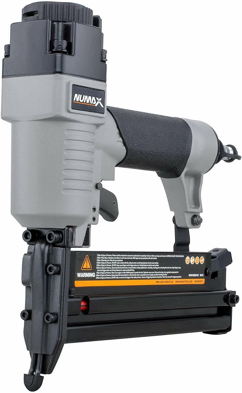 Finish Nail Gun Brad Nailer Woodworking Air Pneumatic Tools