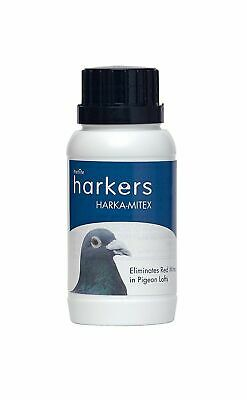 Harkers Harka-Mitex 140ml Red Mite Spray Pigeon Treat Bird Mites Treatment
