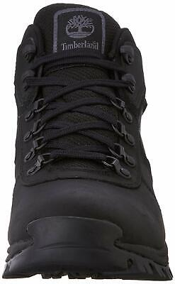 Timberland Earthkeepers(r) Mt. Maddsen Mid Waterproof Men's, Black, Size 9.0 Fbb