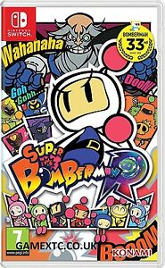 Super-Bomberman-R-Nintendo-Switch-Game-BRAND-NEW-GAMEXTC