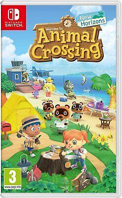 Animal Crossing New Horizons SWITCH Digital Version ⚡