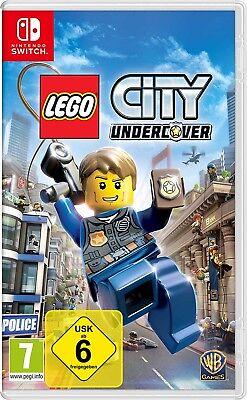 LEGO City Undercover - Nintendo Switch Spiel - NEU OVP