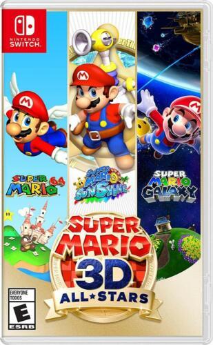 Super Mario 3D All-Stars - Nintendo Switch New