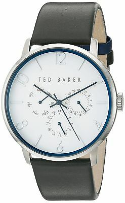 Ted Baker Men's TE10029567 'James' 42mm White Dial Multifunction Watch