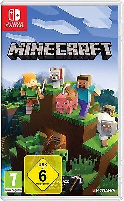 Minecraft - Nintendo Switch Spiel - NEU OVP (Minecraft Spiel Nintendo)