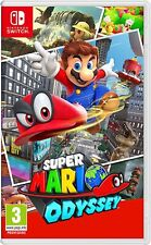 Super Mario Odyssey - Nintendo Switch Brand New Retail Pack