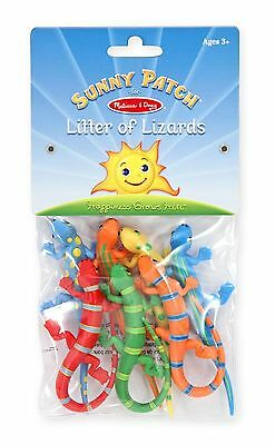 Melissa and Doug Sunny Patch Litter of Lizards, New