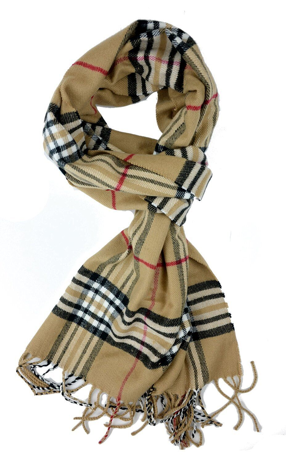 Scarf - Super Soft Luxurious Classic Cashmere Feel Winter Scarf for Women and Men