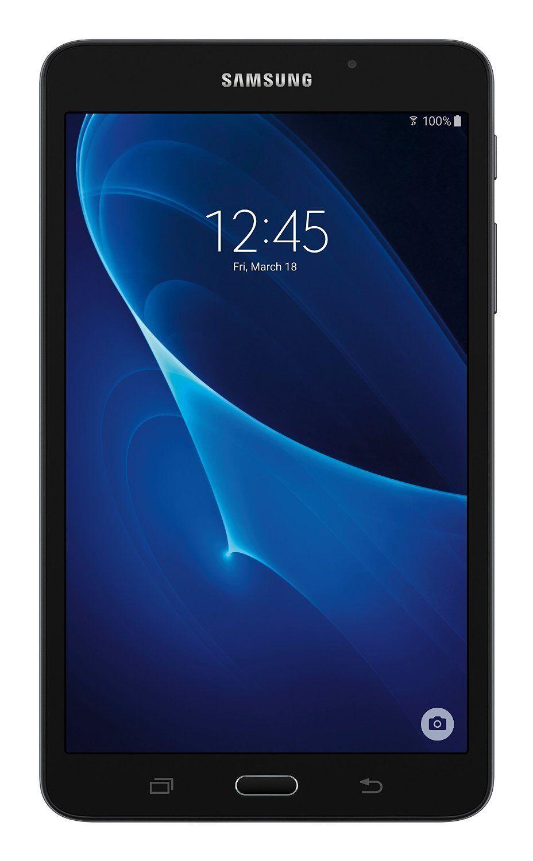 "Tablet - Samsung Galaxy Tab A 7.0"" 8GB Tablet Wifi Android SM-T280NZKAXAR Black NEW"