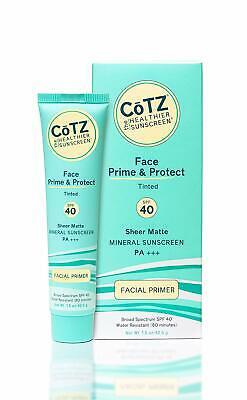 Spf 40 Sonnenschutz Creme (Cotz Gesicht Sonnenschutz Creme SPF 40 - 44,4 ML)