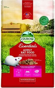 Oxbow rat food for sale