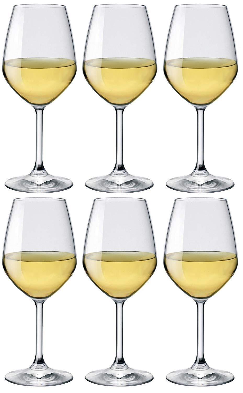 Set di Bicchieri Calici da Vino modello Divino Cl 44,5 Pz 6