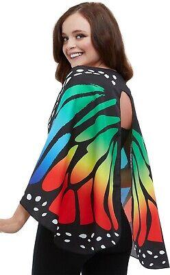 Damen Leuchtend Weich Monarch Schmetterling Karneval Festival Sommer - Monarch Schmetterling Kostüm