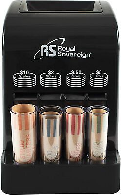 Royal Sovereign Battery Operated Coin Sorter Dcb-175b
