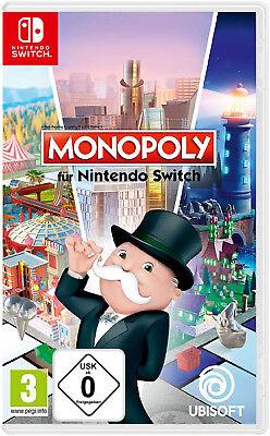 Nintendo Switch Monopoly NEU&OVP