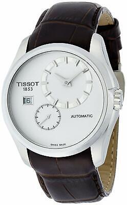NEW Tissot Couturier Men's Automatic Watch - T0354281603100