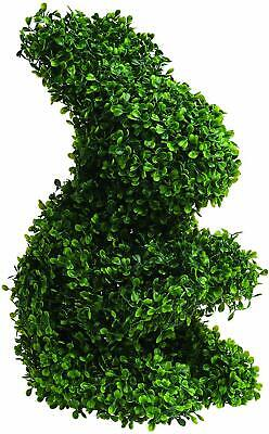 Thumper The Rabbit Adorable Artificial Topiary Buxus Boxwood Fun Garden Ornament