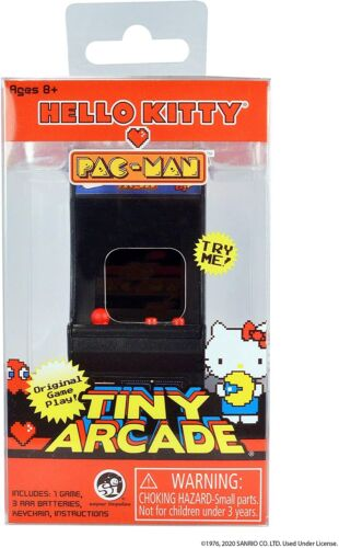 Tiny Arcade Hello Kitty Pac-Man - Complete Gameplay! New for 2020!