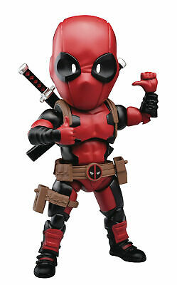 BEAST KINGDOM EGG ATTACK ACTION DEADPOOL  6'' ACTION FIGURE  for sale  Shipping to India