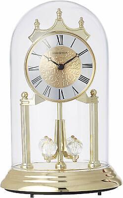 Howard Miller Christina Gold Anniversary Table Clock 645-690