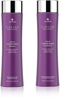 Alterna Caviar Infinite Color Hold Shampoo & Conditioner Duo 250ml x 2