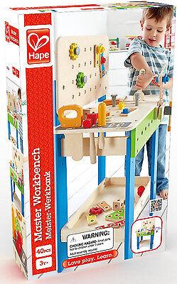 Posten! Hape Kinder Meister Werkbank Holz Zubehör Teile Kinderwerkbank Kita Kiga