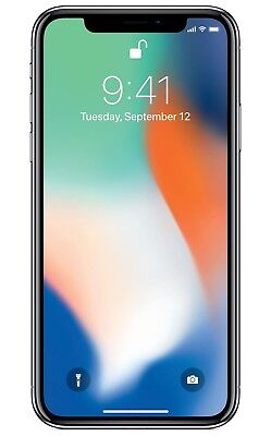 "Apple iPhone X - 64GB - Space Gray OPEN BOX ""BRAND NEW"""