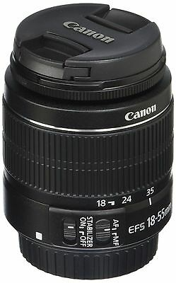 NEW Canon EF-S 18-55mm f/3.5-5.6 IS II Lens For Canon DSLR Zoom Autofocus Lens