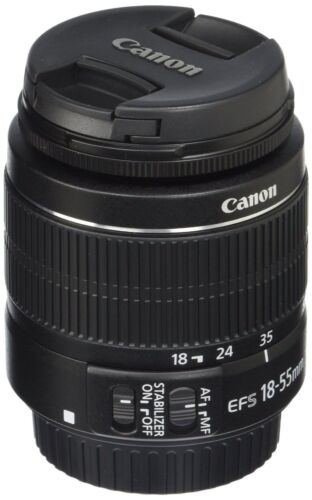 MINT Canon EF-S 18-55mm f/3.5-5.6 IS II Lens For Canon DSLR Zoom Autofocus Lens
